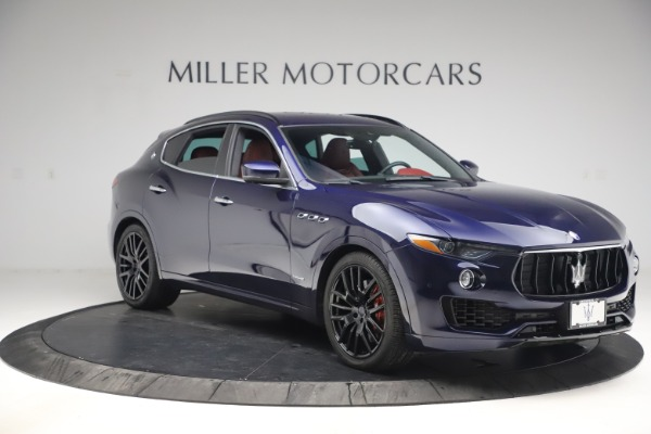 New 2018 Maserati Levante S GranSport for sale Sold at Rolls-Royce Motor Cars Greenwich in Greenwich CT 06830 12