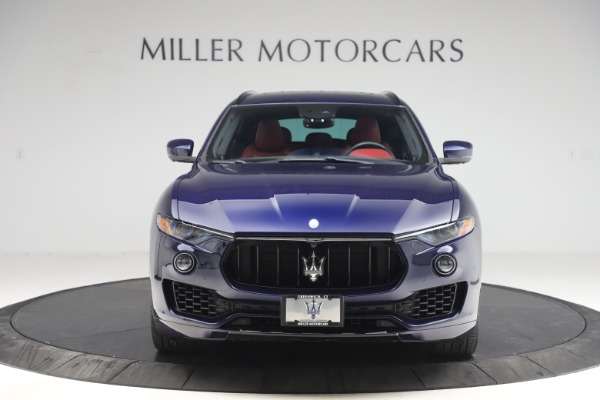 New 2018 Maserati Levante S GranSport for sale Sold at Rolls-Royce Motor Cars Greenwich in Greenwich CT 06830 13