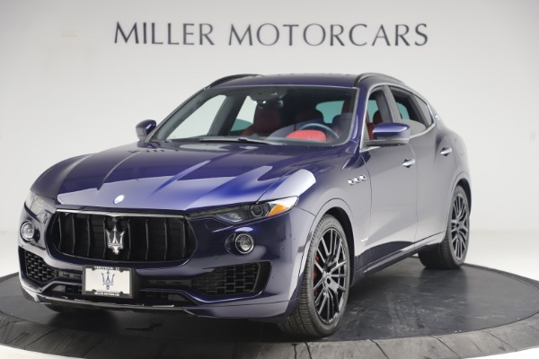New 2018 Maserati Levante S GranSport for sale Sold at Rolls-Royce Motor Cars Greenwich in Greenwich CT 06830 2