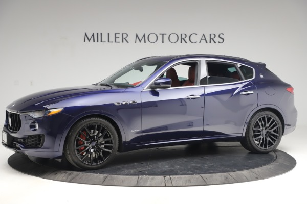 Used 2018 Maserati Levante S GranSport for sale $66,900 at Rolls-Royce Motor Cars Greenwich in Greenwich CT 06830 3