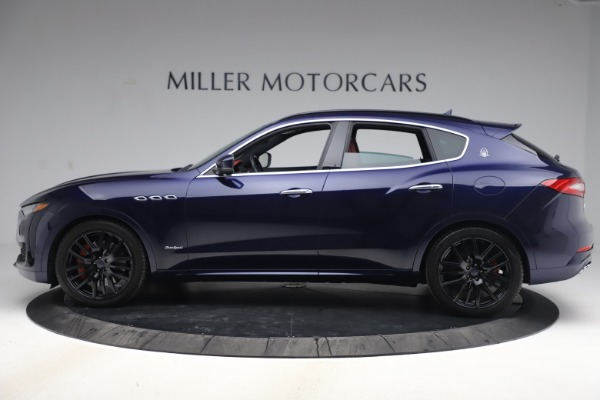 New 2018 Maserati Levante S GranSport for sale Sold at Rolls-Royce Motor Cars Greenwich in Greenwich CT 06830 4