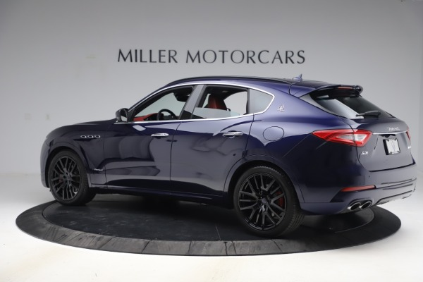 New 2018 Maserati Levante S GranSport for sale Sold at Rolls-Royce Motor Cars Greenwich in Greenwich CT 06830 5
