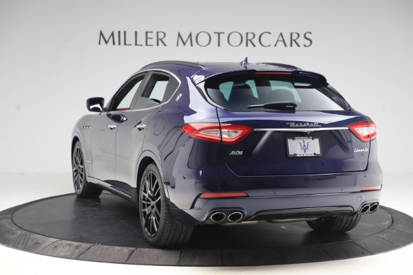 Used 2018 Maserati Levante S GranSport for sale $66,900 at Rolls-Royce Motor Cars Greenwich in Greenwich CT 06830 6