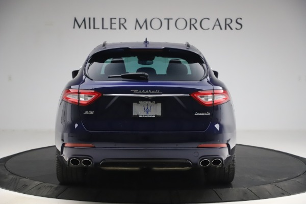 Used 2018 Maserati Levante S GranSport for sale $66,900 at Rolls-Royce Motor Cars Greenwich in Greenwich CT 06830 7