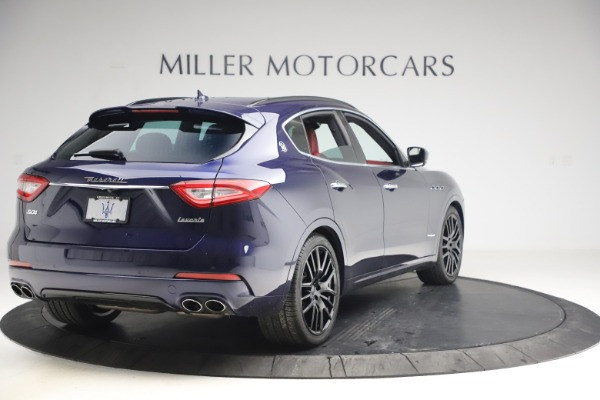 Used 2018 Maserati Levante S GranSport for sale $66,900 at Rolls-Royce Motor Cars Greenwich in Greenwich CT 06830 8