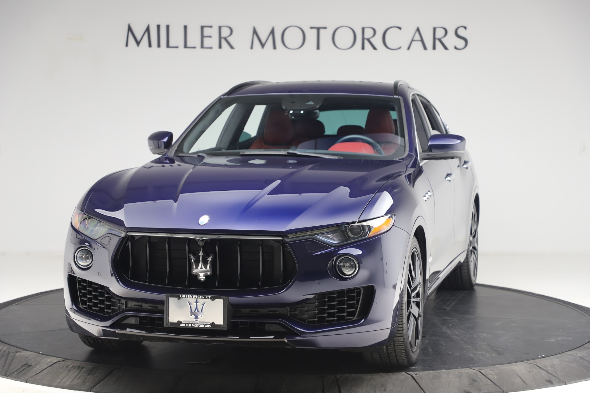 Used 2018 Maserati Levante S GranSport for sale $66,900 at Rolls-Royce Motor Cars Greenwich in Greenwich CT 06830 1