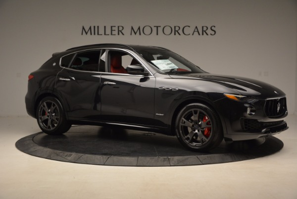 New 2018 Maserati Levante S Q4 for sale Sold at Rolls-Royce Motor Cars Greenwich in Greenwich CT 06830 10