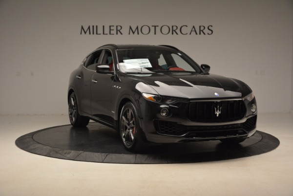New 2018 Maserati Levante S Q4 for sale Sold at Rolls-Royce Motor Cars Greenwich in Greenwich CT 06830 11