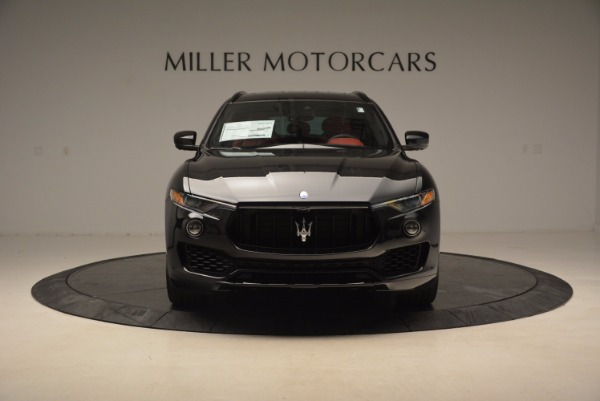 New 2018 Maserati Levante S Q4 for sale Sold at Rolls-Royce Motor Cars Greenwich in Greenwich CT 06830 12