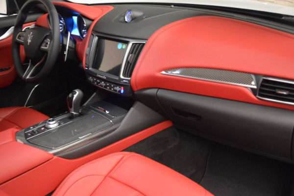 New 2018 Maserati Levante S Q4 for sale Sold at Rolls-Royce Motor Cars Greenwich in Greenwich CT 06830 20