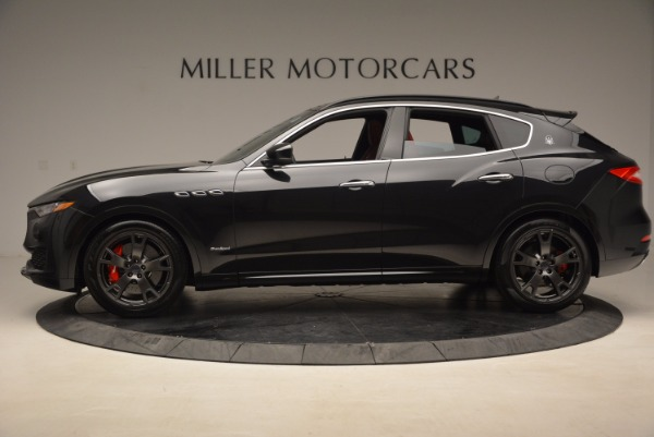 New 2018 Maserati Levante S Q4 for sale Sold at Rolls-Royce Motor Cars Greenwich in Greenwich CT 06830 3