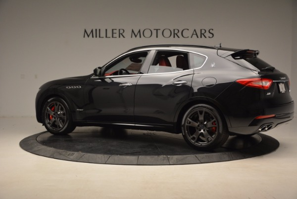 New 2018 Maserati Levante S Q4 for sale Sold at Rolls-Royce Motor Cars Greenwich in Greenwich CT 06830 4