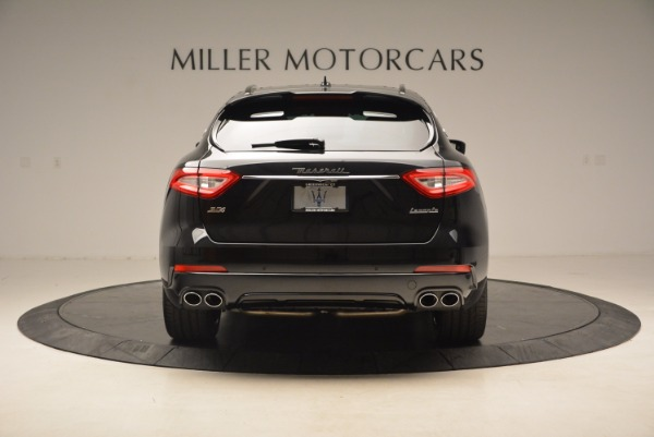 New 2018 Maserati Levante S Q4 for sale Sold at Rolls-Royce Motor Cars Greenwich in Greenwich CT 06830 6
