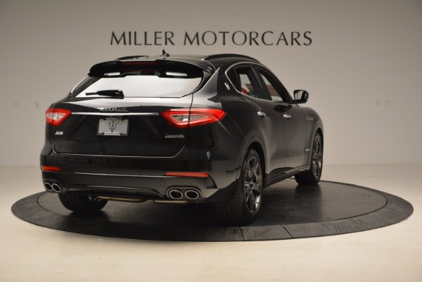 New 2018 Maserati Levante S Q4 for sale Sold at Rolls-Royce Motor Cars Greenwich in Greenwich CT 06830 7