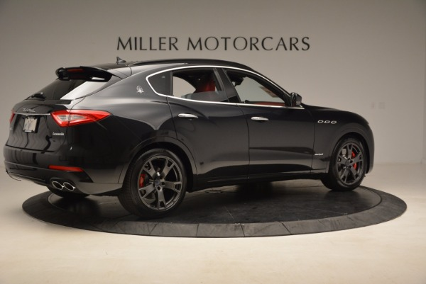 New 2018 Maserati Levante S Q4 for sale Sold at Rolls-Royce Motor Cars Greenwich in Greenwich CT 06830 8