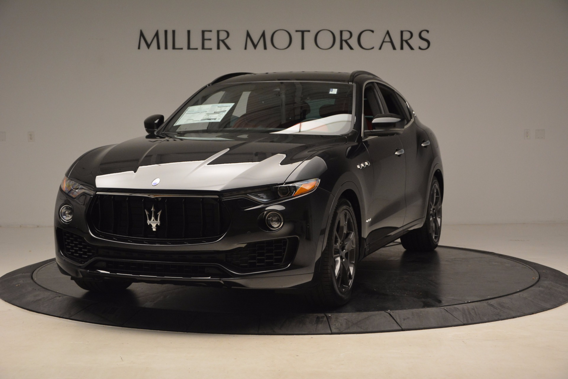 New 2018 Maserati Levante S Q4 for sale Sold at Rolls-Royce Motor Cars Greenwich in Greenwich CT 06830 1