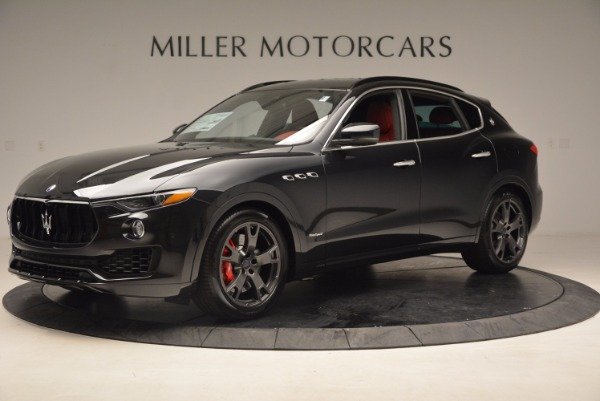 New 2018 Maserati Levante Q4 GranSport for sale Sold at Rolls-Royce Motor Cars Greenwich in Greenwich CT 06830 2