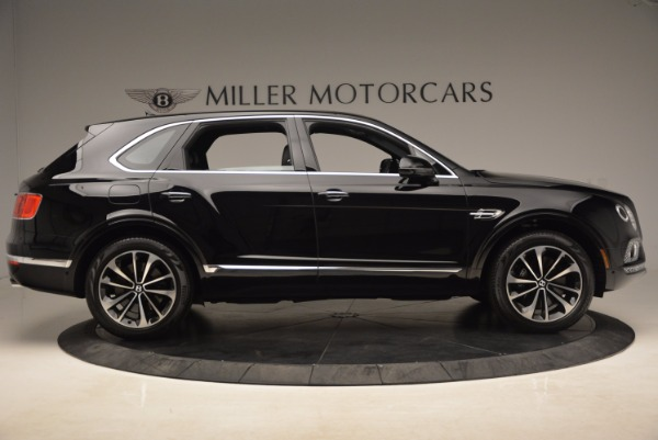 Used 2018 Bentley Bentayga Onyx Edition for sale $139,900 at Rolls-Royce Motor Cars Greenwich in Greenwich CT 06830 11