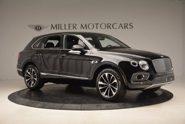 Used 2018 Bentley Bentayga Onyx Edition for sale $139,900 at Rolls-Royce Motor Cars Greenwich in Greenwich CT 06830 12