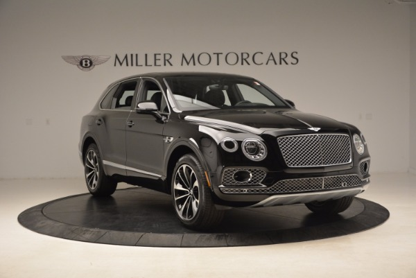 New 2018 Bentley Bentayga Onyx for sale Sold at Rolls-Royce Motor Cars Greenwich in Greenwich CT 06830 13