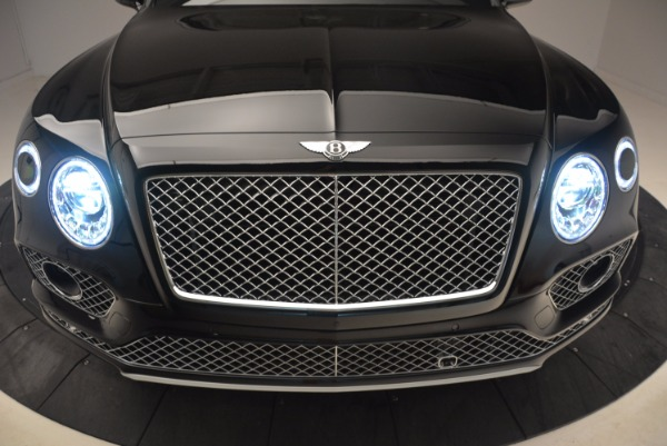 Used 2018 Bentley Bentayga Onyx Edition for sale $139,900 at Rolls-Royce Motor Cars Greenwich in Greenwich CT 06830 15