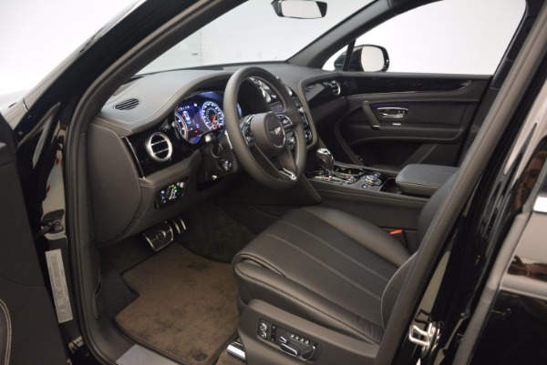 Used 2018 Bentley Bentayga Onyx for sale $145,900 at Rolls-Royce Motor Cars Greenwich in Greenwich CT 06830 18