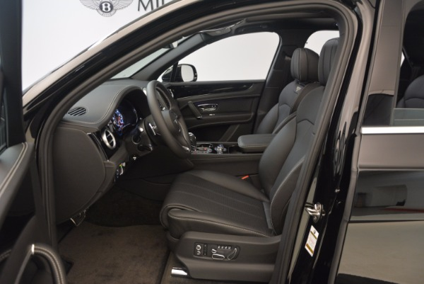 Used 2018 Bentley Bentayga Onyx Edition for sale $139,900 at Rolls-Royce Motor Cars Greenwich in Greenwich CT 06830 19