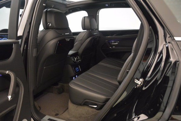 Used 2018 Bentley Bentayga Onyx for sale $145,900 at Rolls-Royce Motor Cars Greenwich in Greenwich CT 06830 22