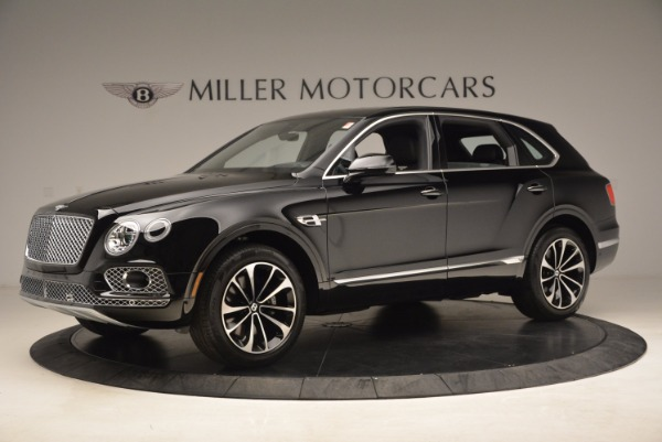 Used 2018 Bentley Bentayga Onyx Edition for sale $139,900 at Rolls-Royce Motor Cars Greenwich in Greenwich CT 06830 3