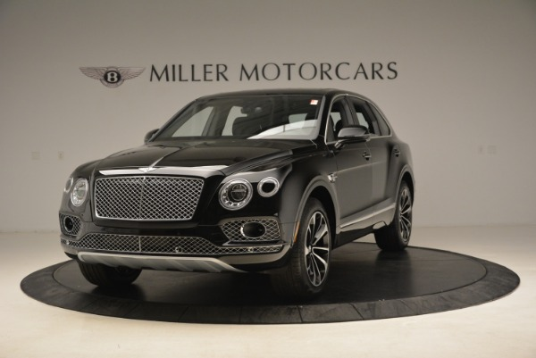 New 2018 Bentley Bentayga Onyx for sale Sold at Rolls-Royce Motor Cars Greenwich in Greenwich CT 06830 1