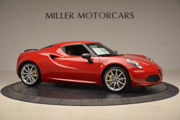 New 2018 Alfa Romeo 4C Coupe for sale Sold at Rolls-Royce Motor Cars Greenwich in Greenwich CT 06830 10