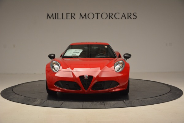 New 2018 Alfa Romeo 4C Coupe for sale Sold at Rolls-Royce Motor Cars Greenwich in Greenwich CT 06830 12