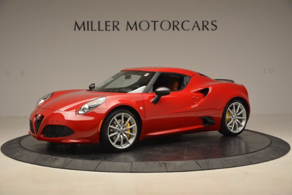 New 2018 Alfa Romeo 4C Coupe for sale Sold at Rolls-Royce Motor Cars Greenwich in Greenwich CT 06830 2