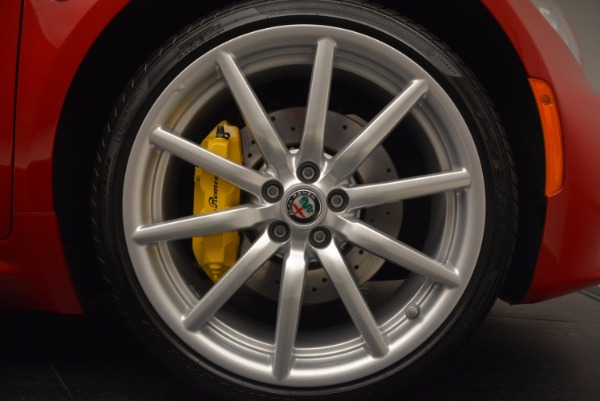 New 2018 Alfa Romeo 4C Coupe for sale Sold at Rolls-Royce Motor Cars Greenwich in Greenwich CT 06830 23