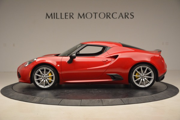 New 2018 Alfa Romeo 4C Coupe for sale Sold at Rolls-Royce Motor Cars Greenwich in Greenwich CT 06830 3