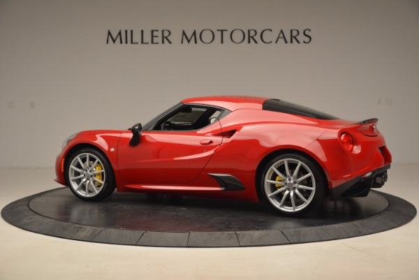 New 2018 Alfa Romeo 4C Coupe for sale Sold at Rolls-Royce Motor Cars Greenwich in Greenwich CT 06830 4