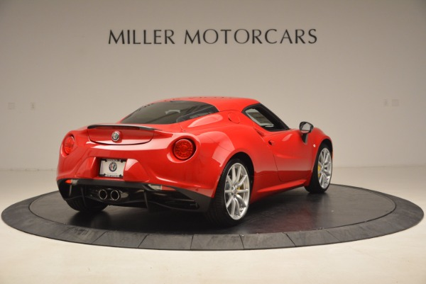 New 2018 Alfa Romeo 4C Coupe for sale Sold at Rolls-Royce Motor Cars Greenwich in Greenwich CT 06830 7