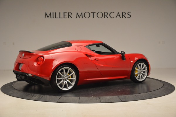 New 2018 Alfa Romeo 4C Coupe for sale Sold at Rolls-Royce Motor Cars Greenwich in Greenwich CT 06830 8