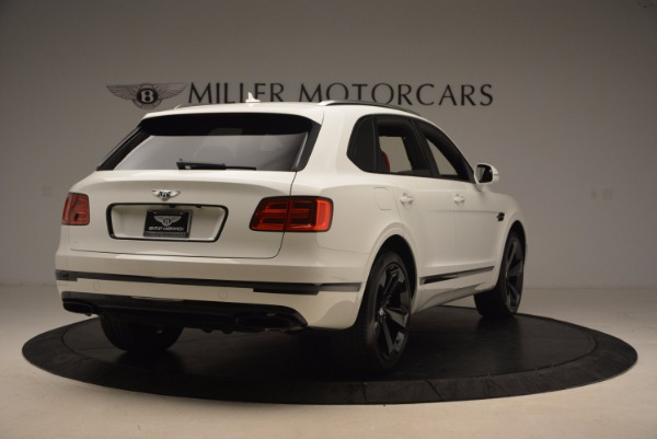 Used 2018 Bentley Bentayga Signature for sale Sold at Rolls-Royce Motor Cars Greenwich in Greenwich CT 06830 7
