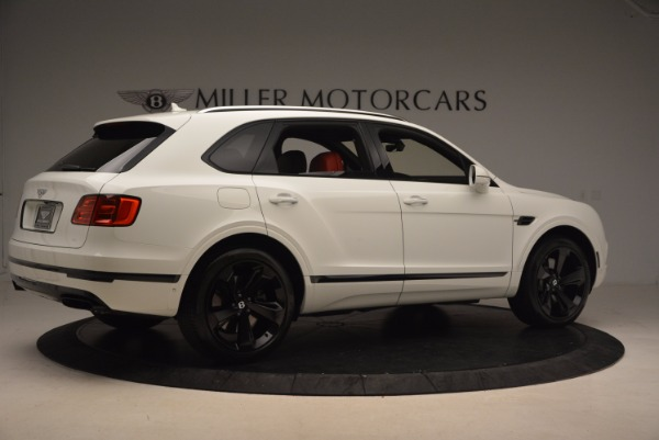 Used 2018 Bentley Bentayga Signature for sale Sold at Rolls-Royce Motor Cars Greenwich in Greenwich CT 06830 8