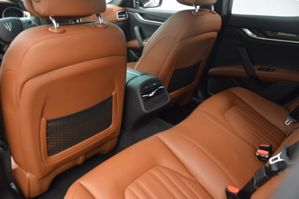 Used 2014 Maserati Ghibli S Q4 for sale Sold at Rolls-Royce Motor Cars Greenwich in Greenwich CT 06830 17