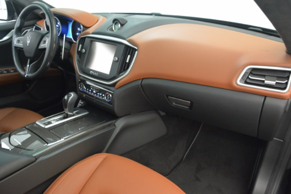 Used 2014 Maserati Ghibli S Q4 for sale Sold at Rolls-Royce Motor Cars Greenwich in Greenwich CT 06830 23