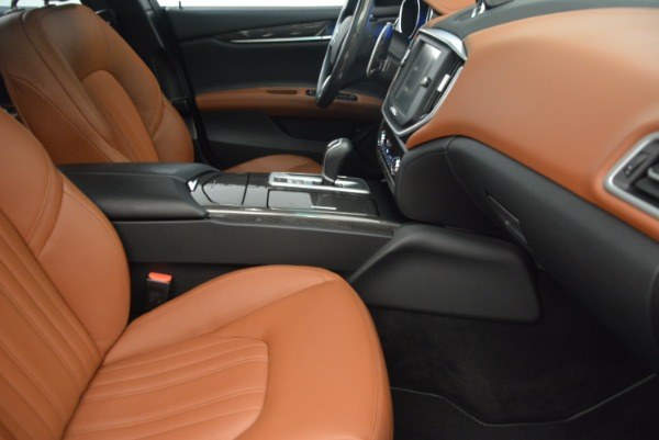 Used 2014 Maserati Ghibli S Q4 for sale Sold at Rolls-Royce Motor Cars Greenwich in Greenwich CT 06830 24