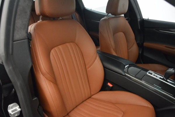 Used 2014 Maserati Ghibli S Q4 for sale Sold at Rolls-Royce Motor Cars Greenwich in Greenwich CT 06830 25