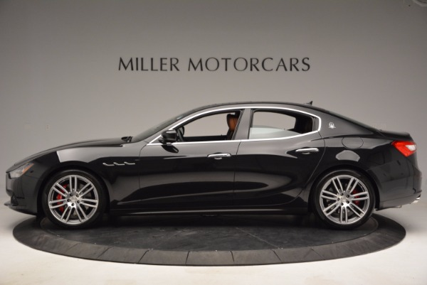 Used 2014 Maserati Ghibli S Q4 for sale Sold at Rolls-Royce Motor Cars Greenwich in Greenwich CT 06830 3