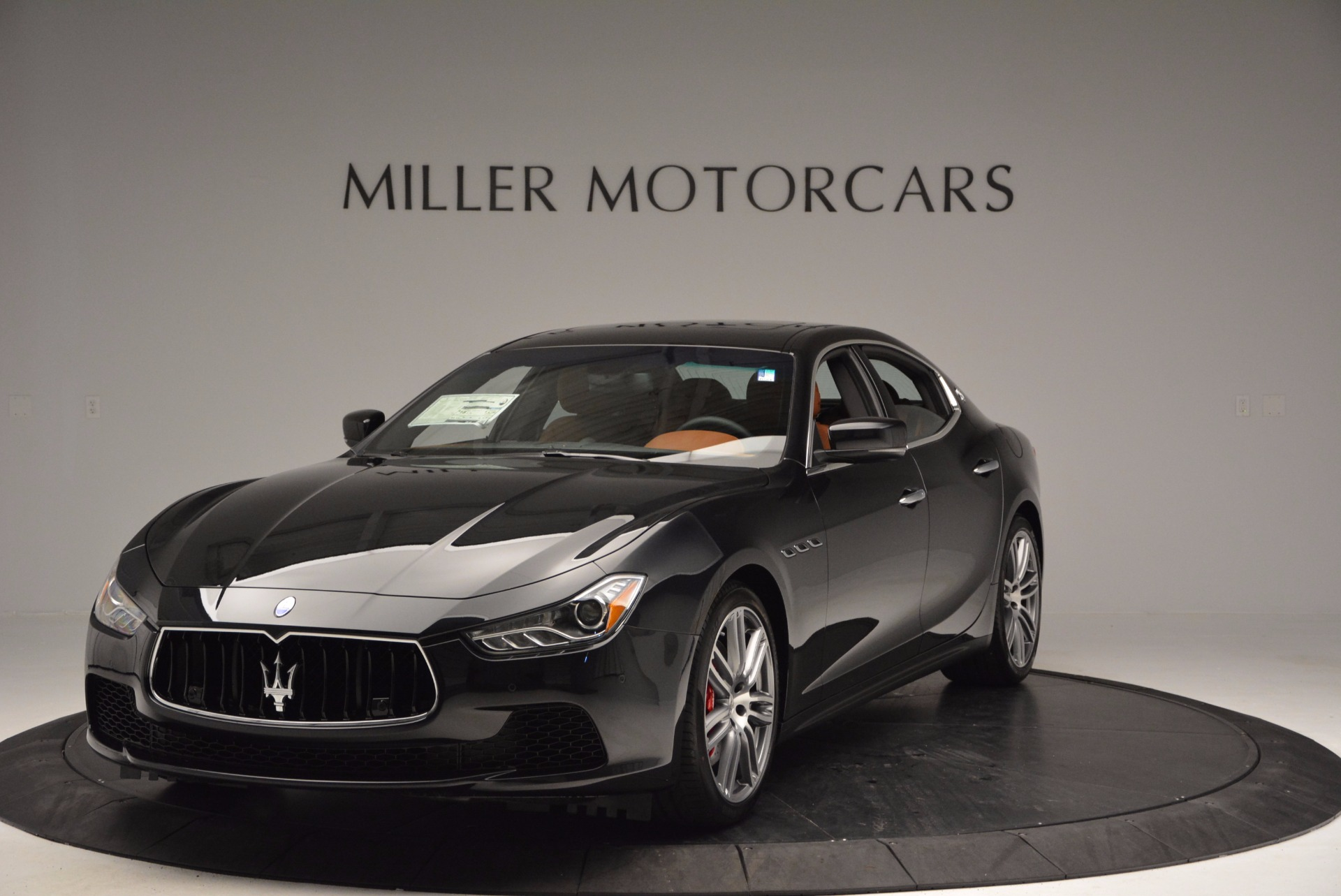Used 2014 Maserati Ghibli S Q4 for sale Sold at Rolls-Royce Motor Cars Greenwich in Greenwich CT 06830 1