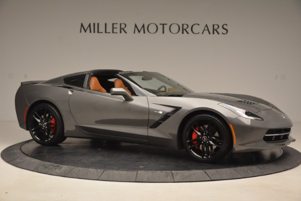 Used 2015 Chevrolet Corvette Stingray Z51 for sale Sold at Rolls-Royce Motor Cars Greenwich in Greenwich CT 06830 10