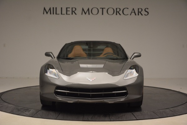 Used 2015 Chevrolet Corvette Stingray Z51 for sale Sold at Rolls-Royce Motor Cars Greenwich in Greenwich CT 06830 12