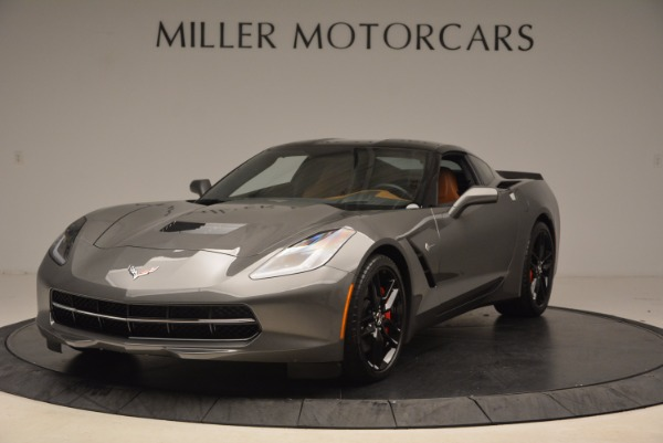 Used 2015 Chevrolet Corvette Stingray Z51 for sale Sold at Rolls-Royce Motor Cars Greenwich in Greenwich CT 06830 13