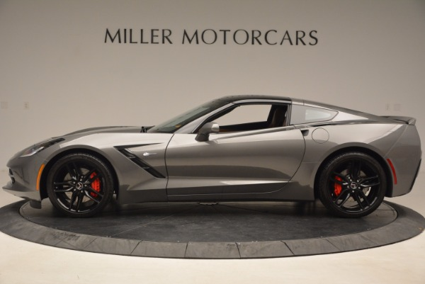 Used 2015 Chevrolet Corvette Stingray Z51 for sale Sold at Rolls-Royce Motor Cars Greenwich in Greenwich CT 06830 15